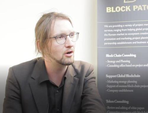 """블록패치 글로벌 비즈니스 담당가 콘라드 """"블록체인 기술 적용할 수 있는 산업 발굴해 나가야 할 것"""""""